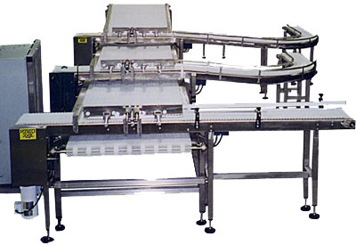 Food Manufacturing Automated Conveyor System