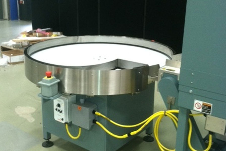 Rotary & Accumulation Table Equipment