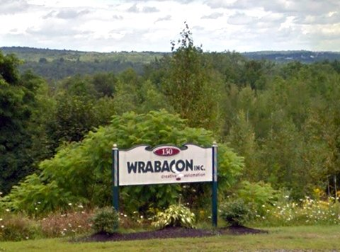 Wrabacon Sign Outside